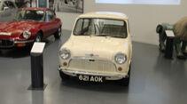 Morris Mini-Minor im British Motor Museum
