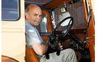 Morris Minor Saloon, Cockpit, Gabor Szabo aus Ditzingen
