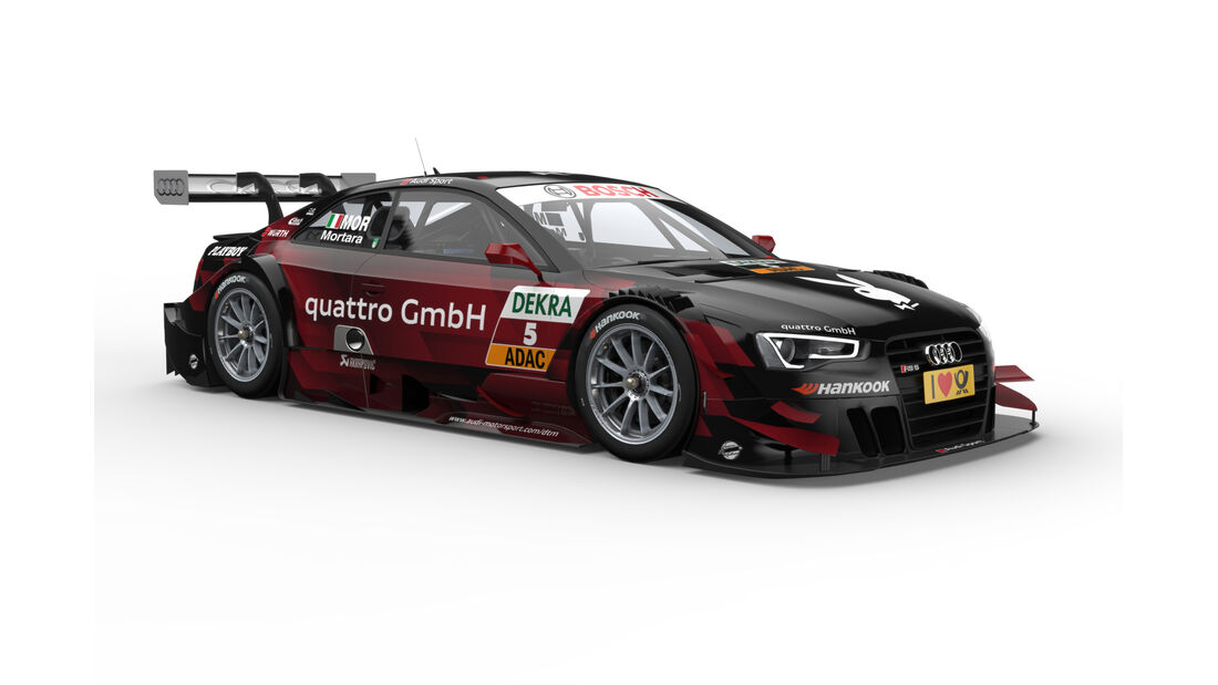 Mortara Audi RS5 DTM 2013
