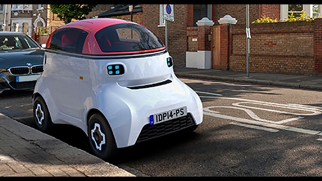 Motiv autonome Plattform Gordon Murray