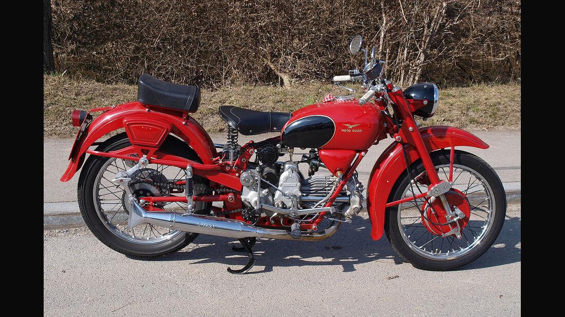 Moto Guzzi Falcone 500
