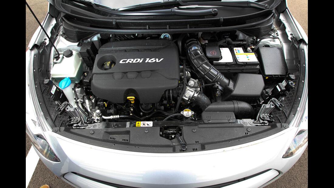 Motor, Hyundai 1.6 CRDi,