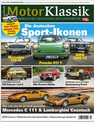 Motor Klassik 01/2021