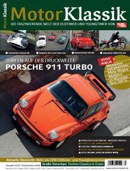 Motor Klassik 04/2011 - Hefttitel