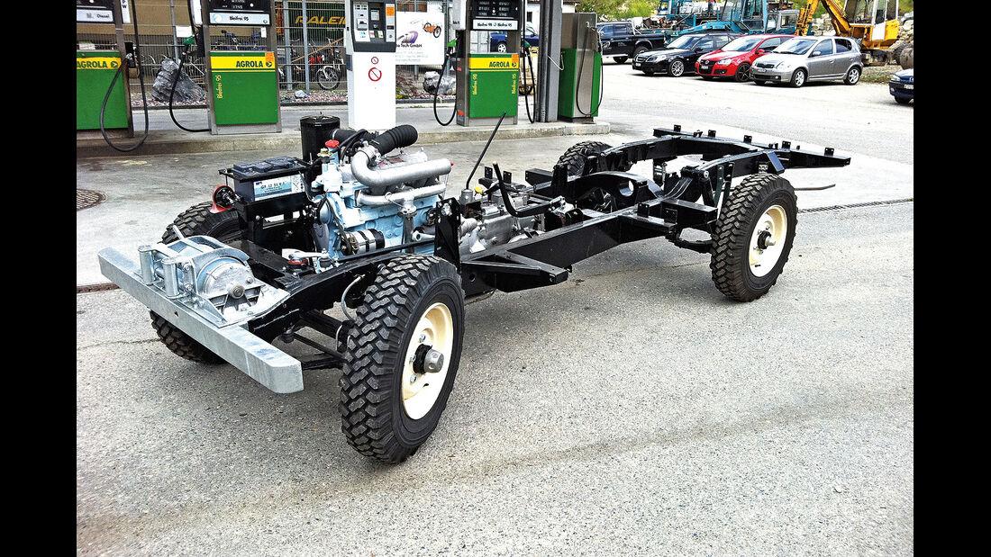 Motor Klassik 04/2015 Heftinhalt