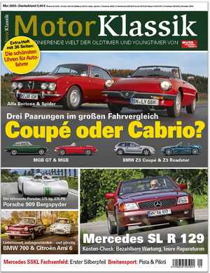 Motor Klassik 05/2020