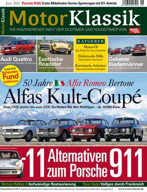 Motor Klassik 06/2013