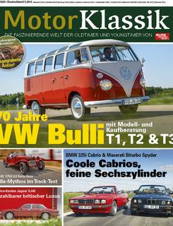 Motor Klassik 07/2020 Titel