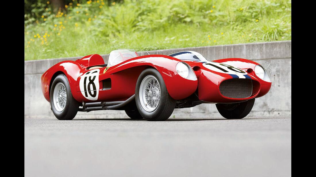 Motor Klassik Award 2012 Auktions-Auto 2011 Ferrari 250 Testa Rossa 1957