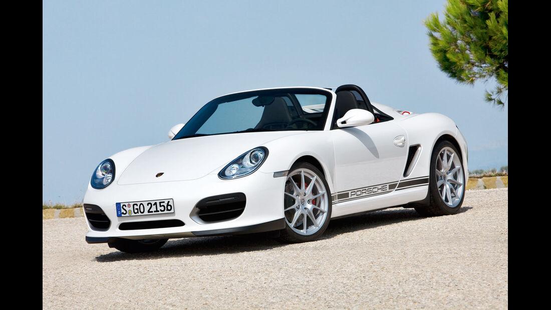 Motor Klassik Award 2012 Cabriolets 2012 Porsche Boxster Spyder