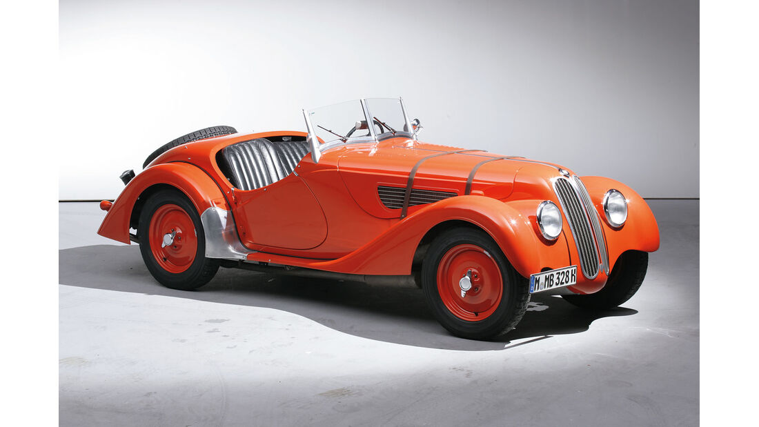 Motor Klassik Award 2012 Klassiker 1931 1945 BMW 328