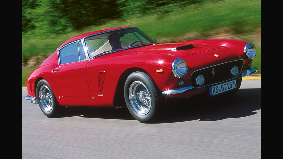 Motor Klassik Award 2012 Klassiker 1947 1961 Ferrari 250GT SWB