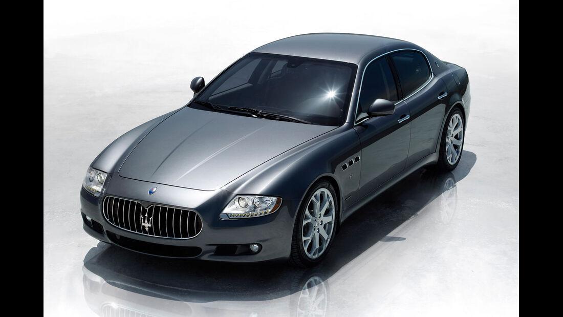 Motor Klassik Award 2012 Oberklasse/Luxusklasse 2012 Maserati Quattroporte