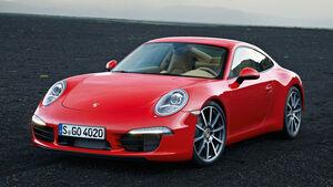 Motor Klassik Award 2012 Sportwagen 2012 Porsche 911 (991)