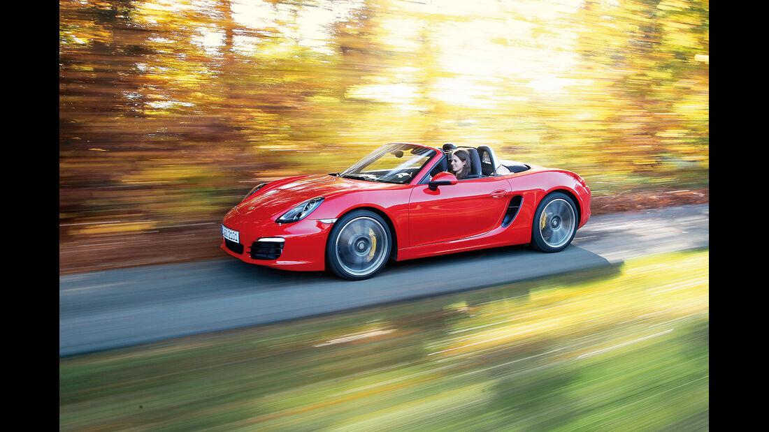 Motor Klassik Award 2013 - Wahl, Gewinn: Porsche Boxster S