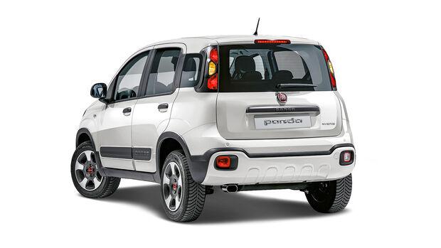 Motor Klassik Award 2021, Fiat Panda Hybrid City Cross