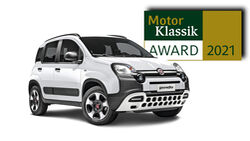 Motor Klassik Award 2021, Fiat Panda Hybrid City Cross