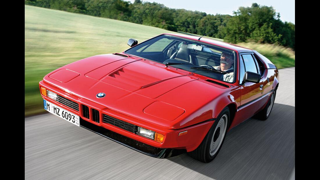 Motor Klassik Award, BMW M1