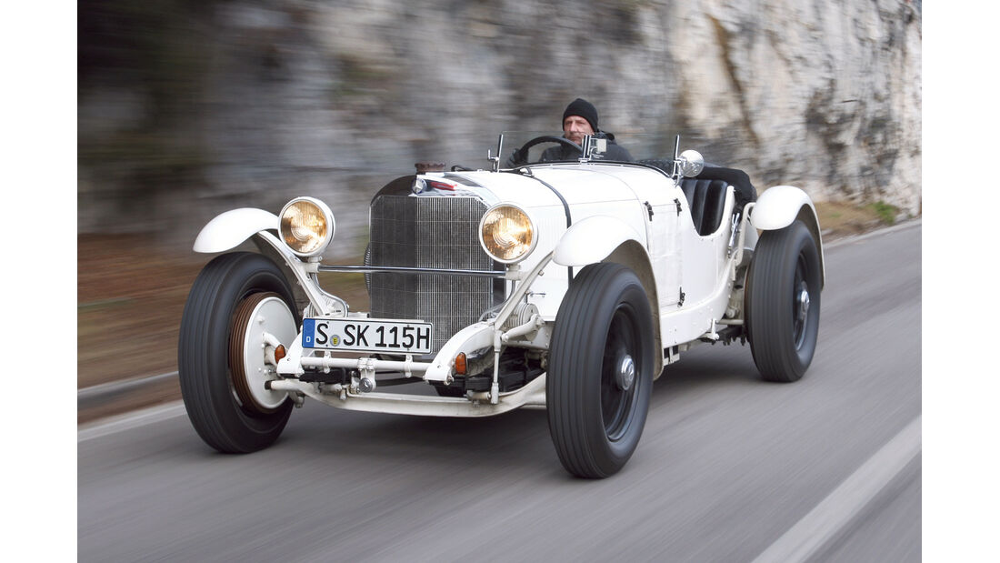 Motor Klassik Award, Mercedes-Benz SSK