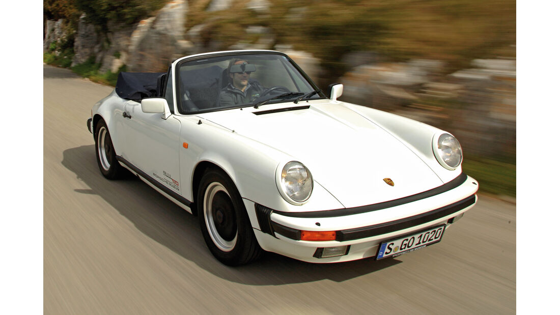 Motor Klassik Award, Porsche 911 Cabrio