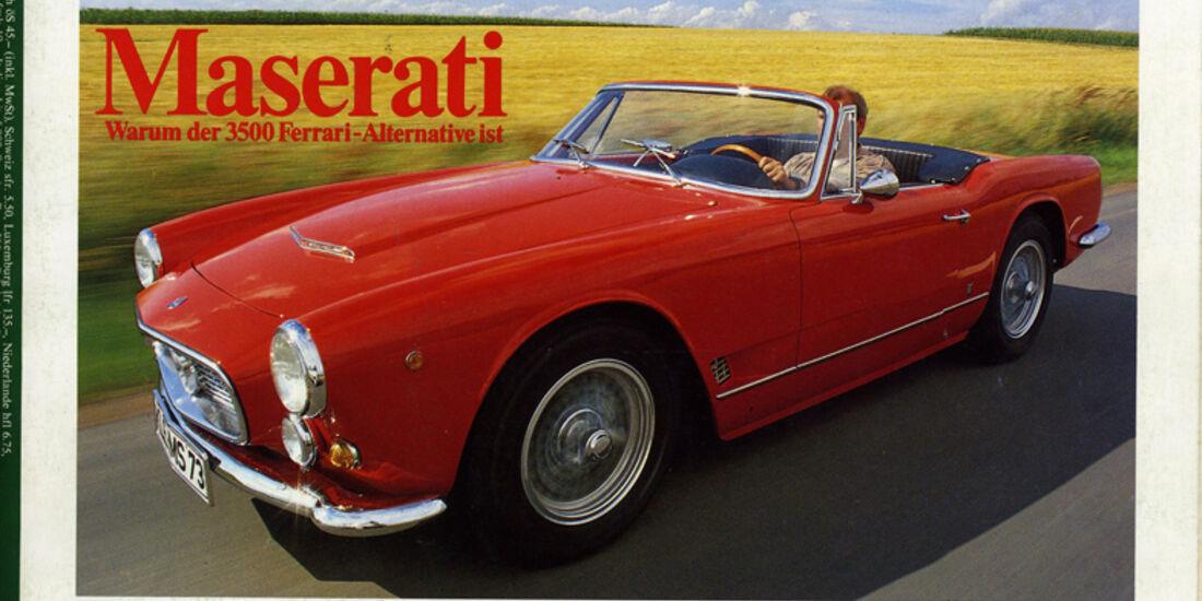 Motor Klassik, Heft 01/1989