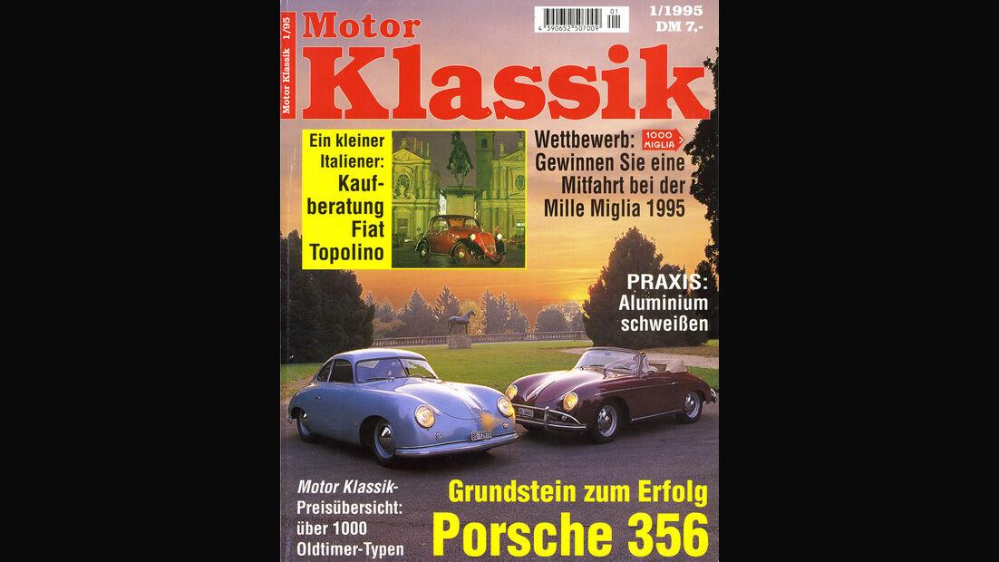 Motor Klassik, Heft 01/1995