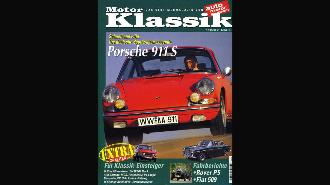 Motor Klassik, Heft 01/1997