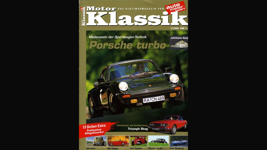 Motor Klassik, Heft 01/1999