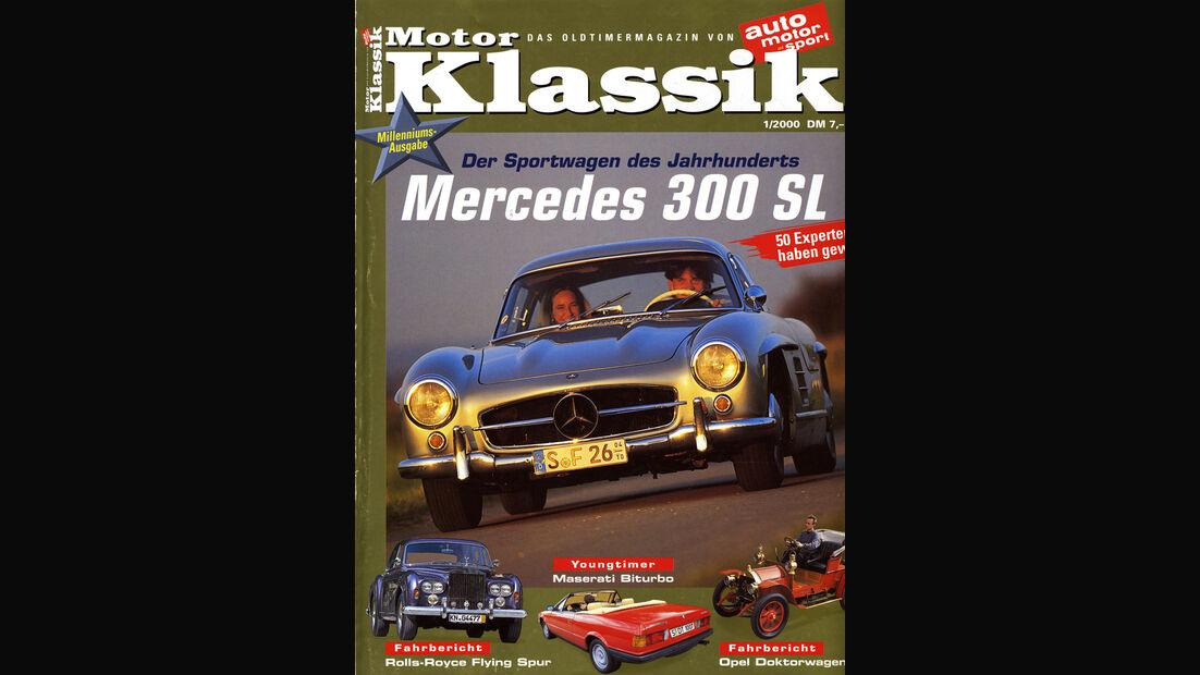 Motor Klassik, Heft 01/2000