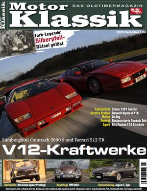 Motor Klassik, Heft 02/2010