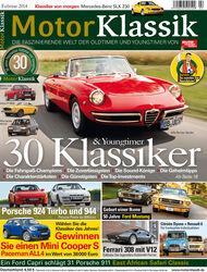 Motor Klassik, Heft 02/2014