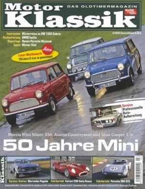 Motor Klassik, Heft 03/2009
