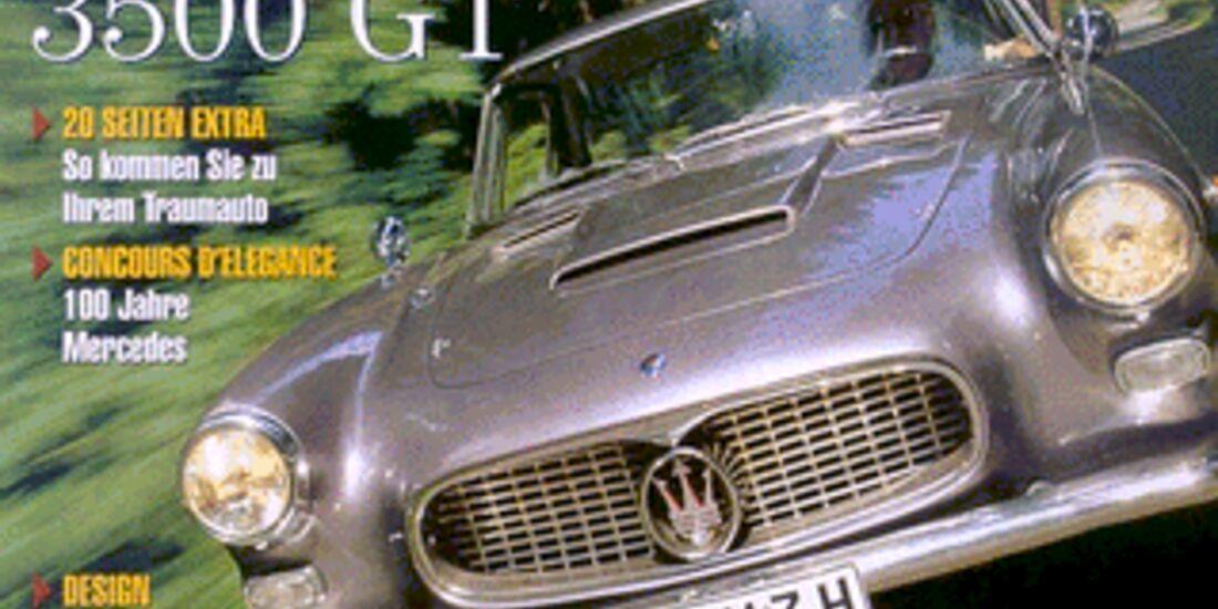 Motor Klassik, Heft 10/2001