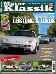 Motor Klassik, Heft 12/2010