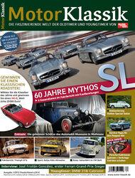Motor Klassik - Hefttitel, Titel  01/2012