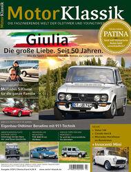 Motor Klassik - Hefttitel, Titel  03/2012