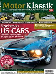 Motor Klassik - Hefttitel, Titel 09/2011