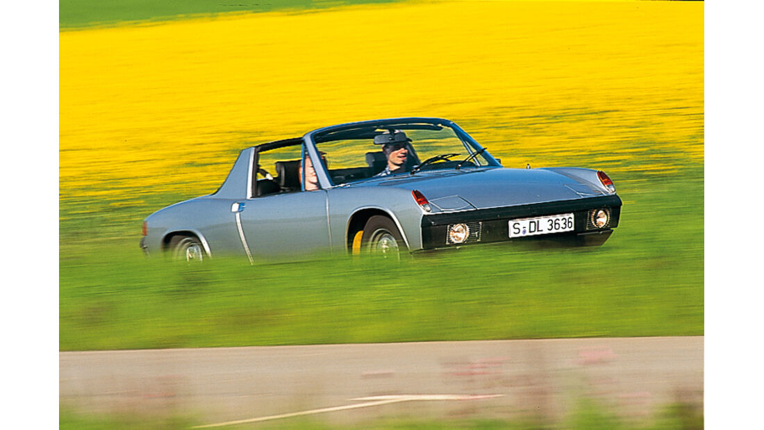Motor Klassik Heftvorschau 04/2010