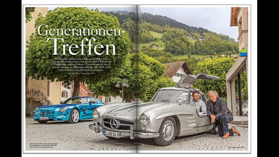 Motor Klassik, Heftvorschau, 0713