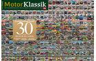 Motor Klassik-Jubiläumsheft 09/2014- das ist drin