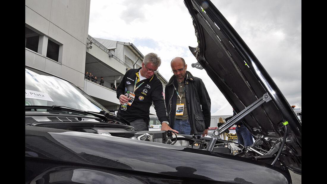 "Motor Klassik - Klubkrone beim 39. AvD-Oldtimer-Grand Prix 2011"""