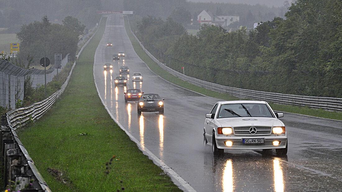 """Motor Klassik-Leserlauf beim 39. AvD-Oldtimer-Grand Prix 2011"""""""