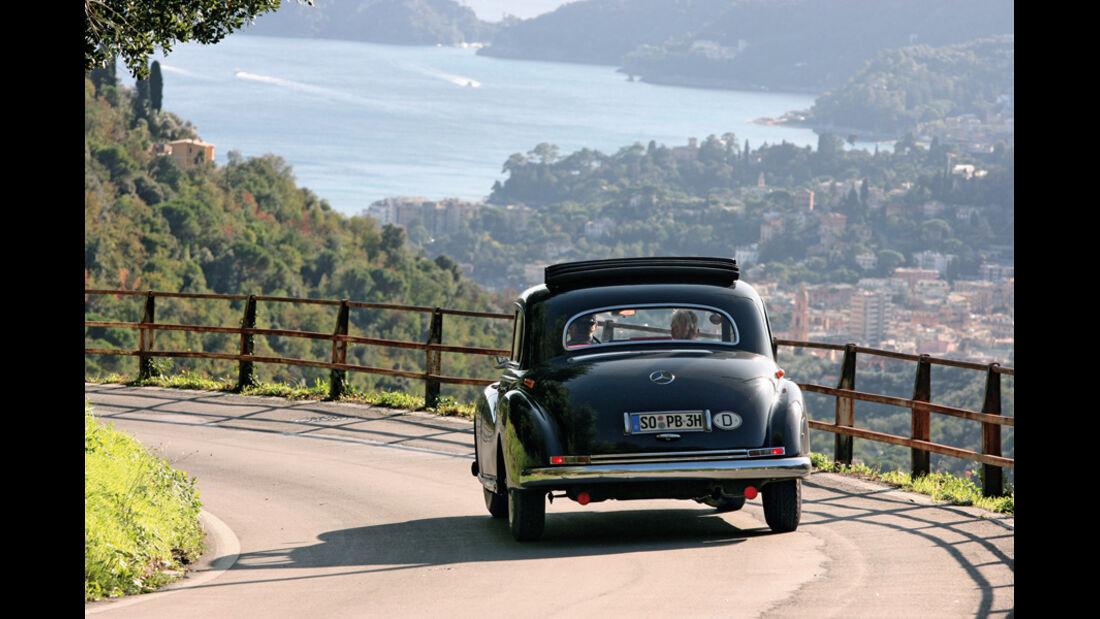 Motor Klassik-Leserreise Piemont, Ligurien und Toskana