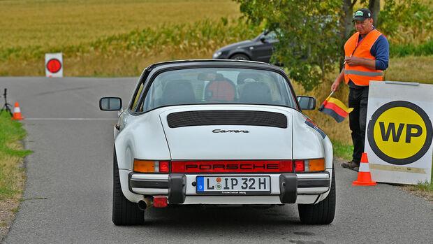 Motor Klassik Oldtimer Fahrtraining Sachsenring