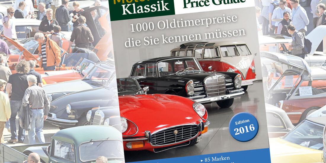 Motor Klassik Oldtimer Price Guide classic-analytics