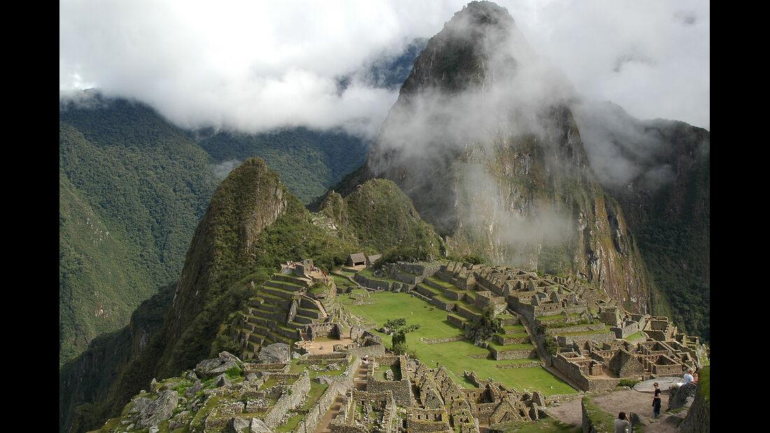 Motor Klassik-Südamerika-Reise 2014