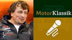 Motor Klassik trifft... Christian Menzel