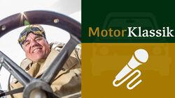 Motor Klassik trifft... Hermann Layher