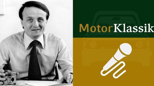 Motor Klassik trifft... Karlheinz Lange (Ex-BMW)
