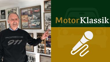 Motor Klassik trifft Manfred Jantke